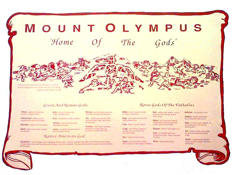 Olympus Home Of The Gods http://www.olyportal.com/gold/catalog/art.html